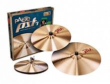 Paiste PST7 (Light)/ Session Set  набор тарелок (14/16/20)