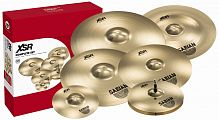 "Sabian XSR Complete Set  набор тарелок (10""Splash, 14""Hats, 16"", 18""Fast Crash, 18""Chinese, 20""Ride)"