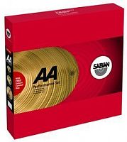 "Sabian AA Performance Set  набор тарелок(14""HH, 16""CR, 20""RD)"