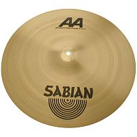 "Sabian 18"" AA Medium Thin Crash  тарелка Crash"