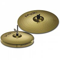 "Paiste 101 Brass Essential Set (14""/ 18"")  набор тарелок"