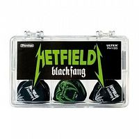 Dunlop PH1120  медиаторы James Hetfield Blackfang (в уп. 108шт. )