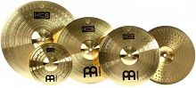 "Meinl HCS Complete Cymbal Set (Promo)  комплект тарелок (14""Hi-Hat, 16""Crash, 20""Ride+Free 10""Splash)"