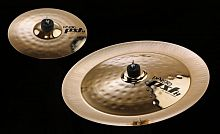 "Paiste PST8 Reflector Rock Effects Pack  набор тарелок (10""/ 18"")"