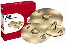 "Sabian XSR Rock Performance Set  набор тарелок (14"" Rock Hats, 16"" Rock Crash, 20"" Rock Ride)"