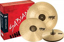 "Sabian HHX Complex Performance Set  набор тарелок (15"" HH, 19"" CR, 22"" RD)"