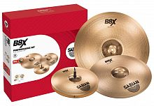 "Sabian B8X Performance Set  набор тарелок (14"" Hats, 16"" Crash, 20"" Ride)"