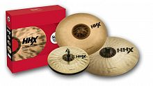 "Sabian HHX Performance Set  набор тарелок(14""HH, 16""CR, 20""RD)"